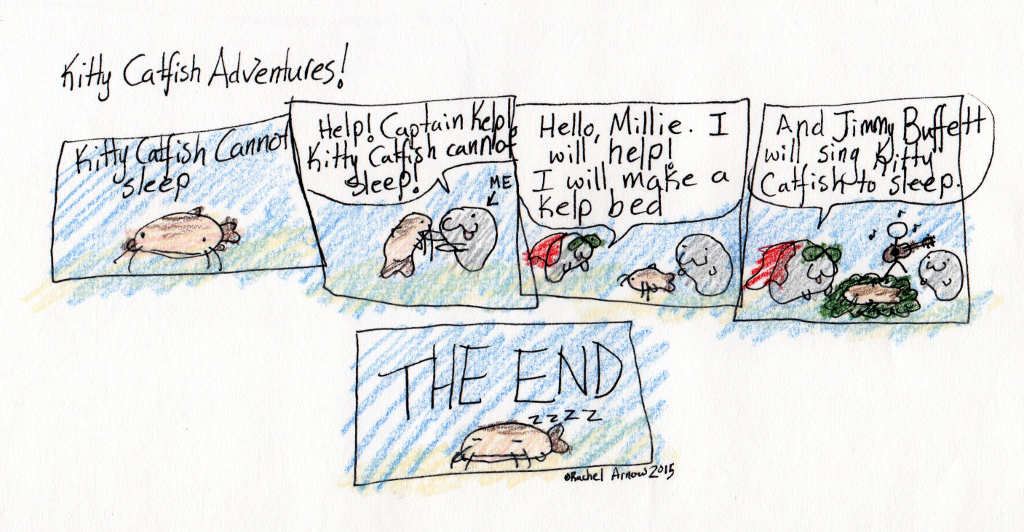 Millie's Comic