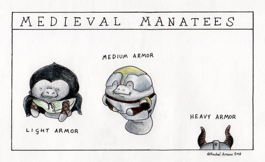 Medieval Manatees