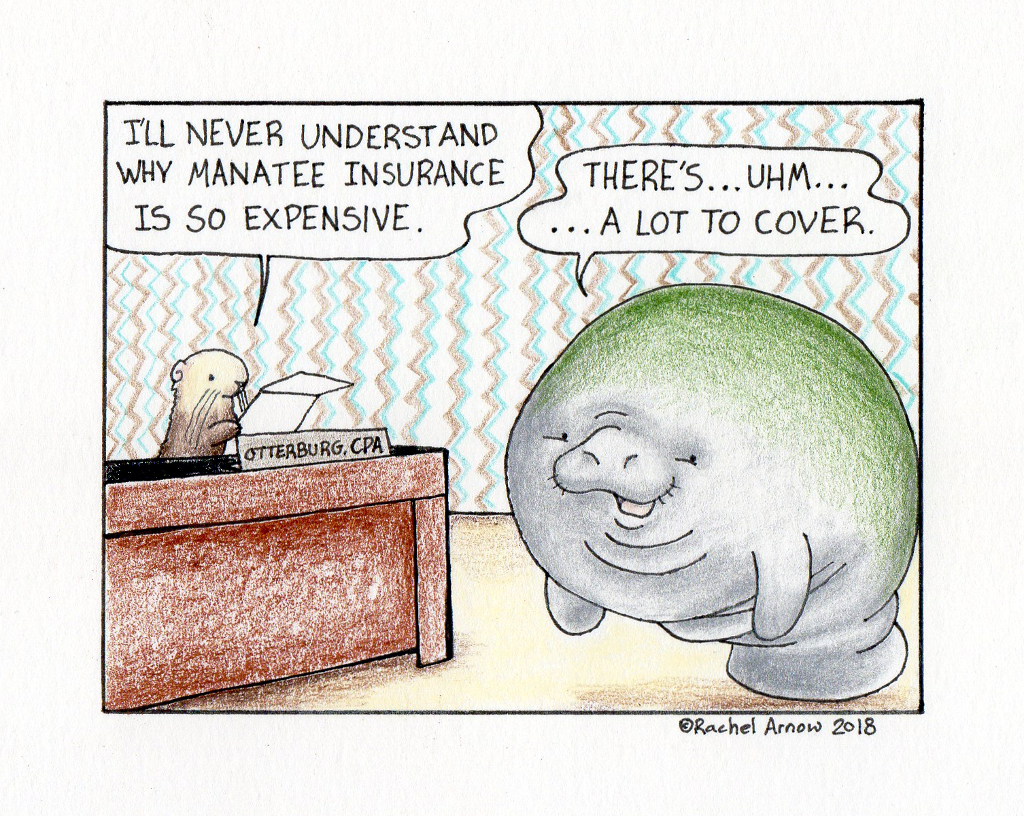 Manatee Coverage